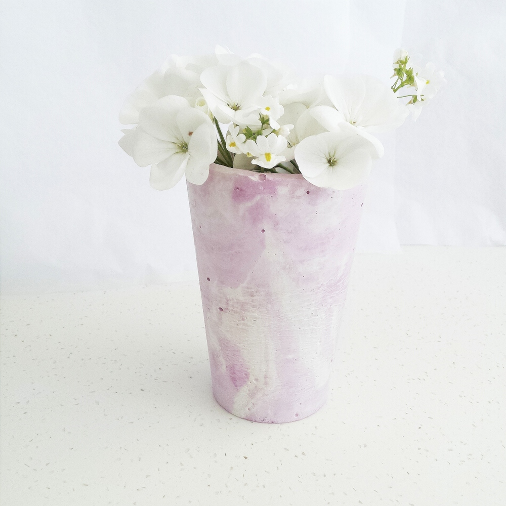 Pale pink perfection... Evie by Little Grey Thumb