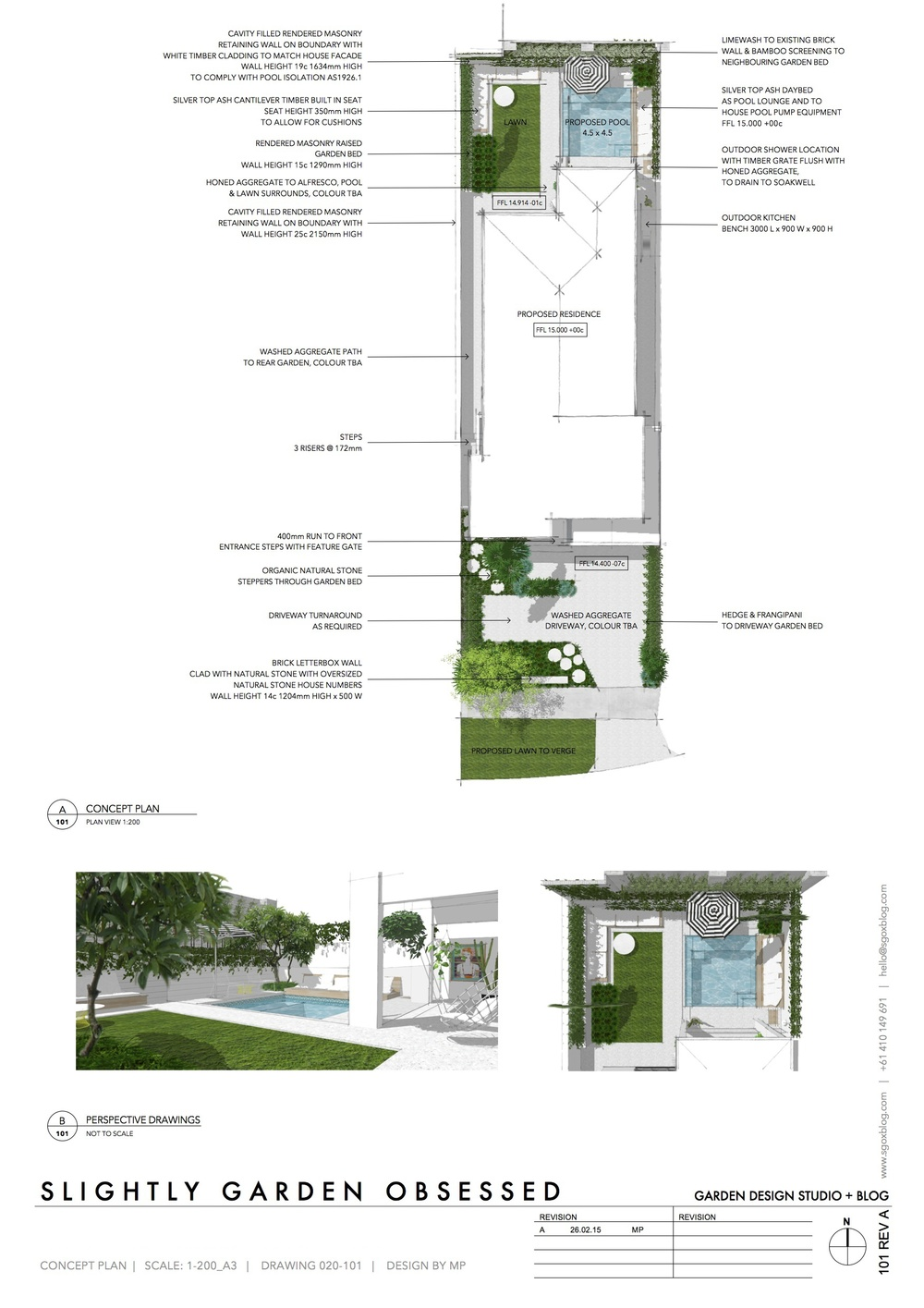 swanbourne project | slightly garden obsessed