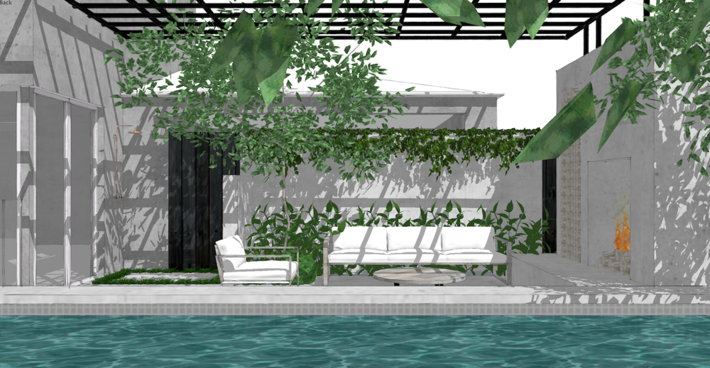 Dunbar Rd Concept 02 | Slightly Garden Obsessed