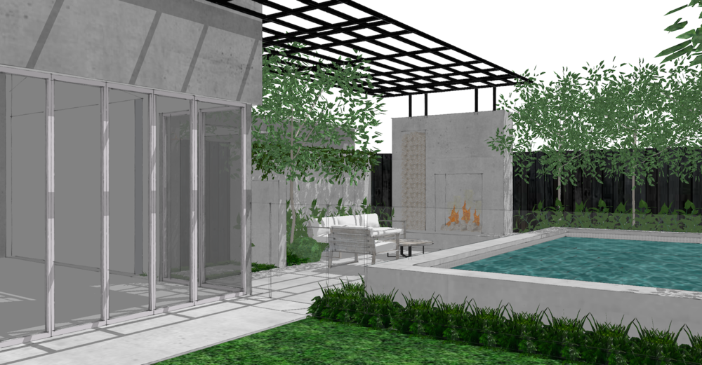 Dunbar Rd Concept 01 | Slightly Garden Obsessed
