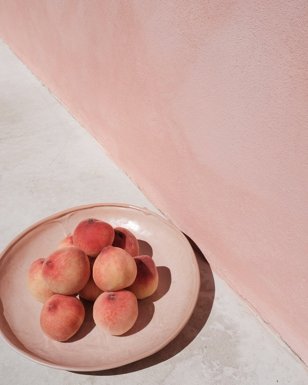 MALIBU + PEACHES | SLIGHTLY GARDEN OBSESSED