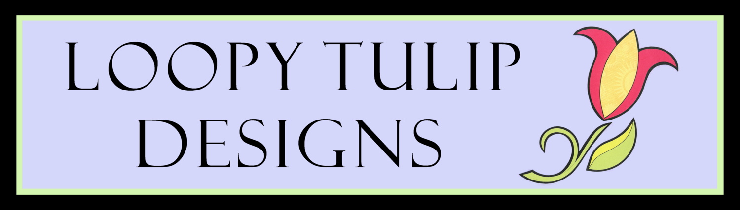 Loopy Tulip Designs