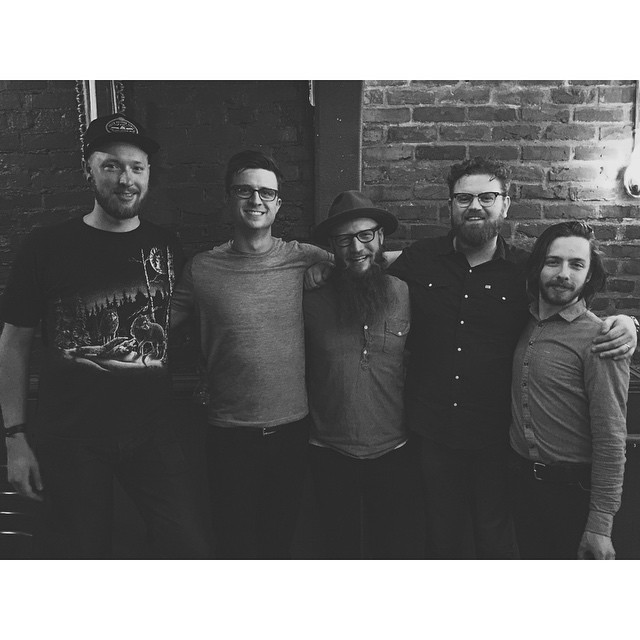 A huge thank you to everyone who came out to our record release show last night! What an incredible evening.