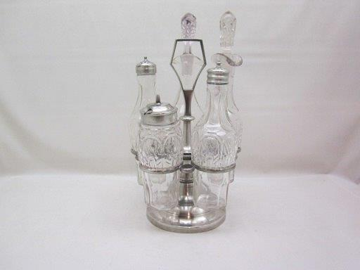 Trask Condiment Set Item #43