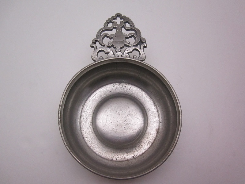Boardman Flower Handle Porringer            Item #50