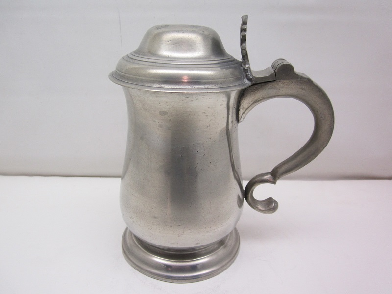 I & H Large Quart Tankard  Item #74