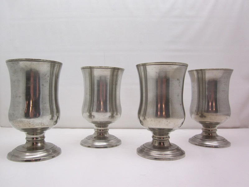 Israel Trask Chalices  Item #79 (two available)