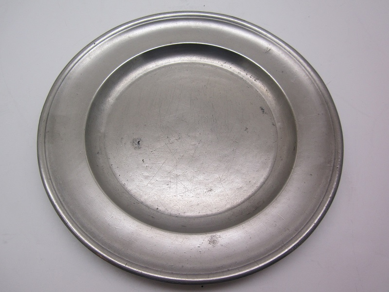 "7 7/8"" Samuel Danforth Plate  Item #97"