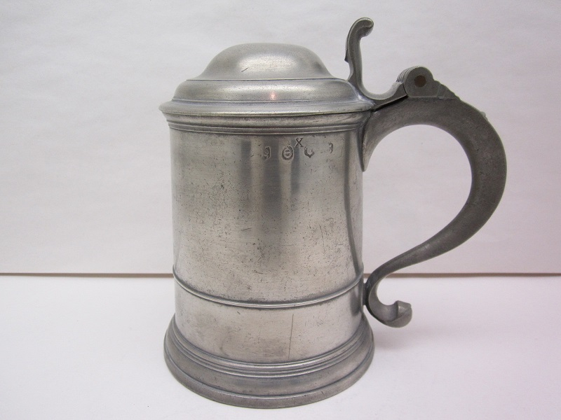 Elizabeth Carpenter/ WN Tankard    Item #9-306
