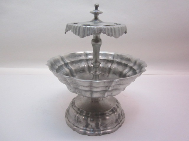 1800 Spoon Holder/ Sugar Bowl  Item #10-378
