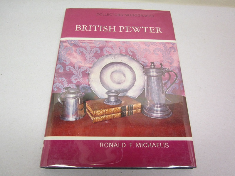 """british pewter""  item #books-594"