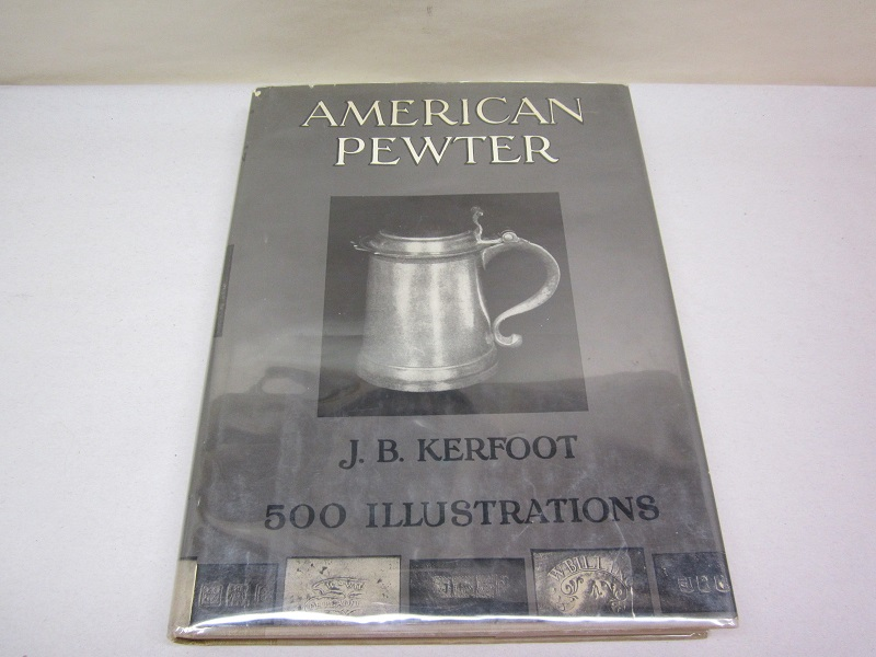 """american pewter""  item #books-610"