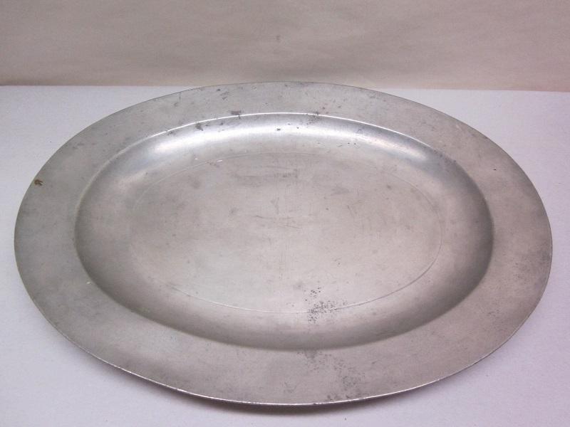 John Duncumb oval dish item #9-615