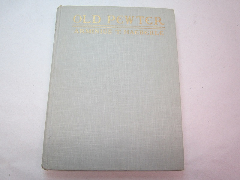 """old pewter""  item #books-641"
