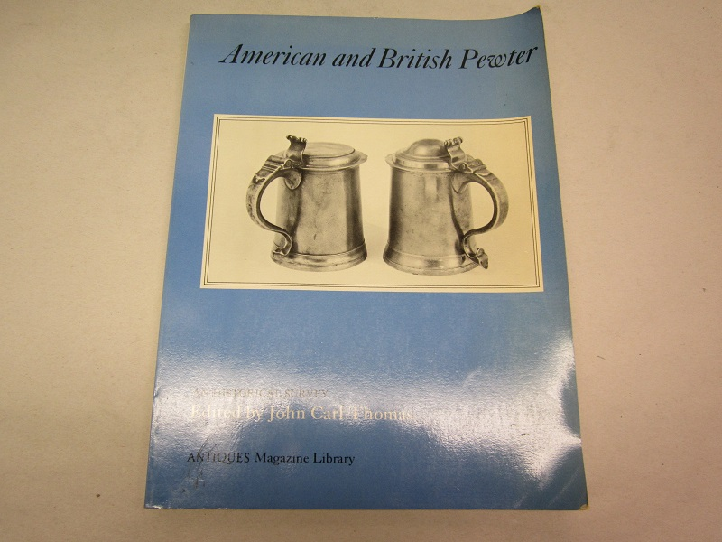 """american and british pewter""  item #books-644"