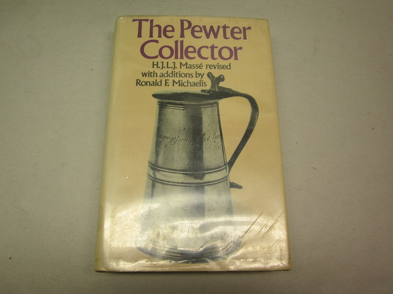 """The pewter collector""  item #books-651"