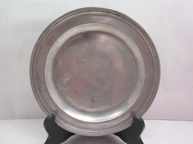 good 1730 duncumb plate  item #br-687