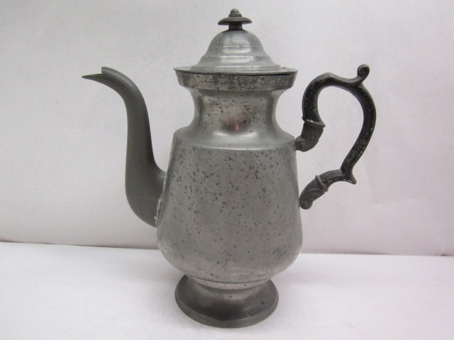 josiah danforth #13 coffeepot item #BR-751