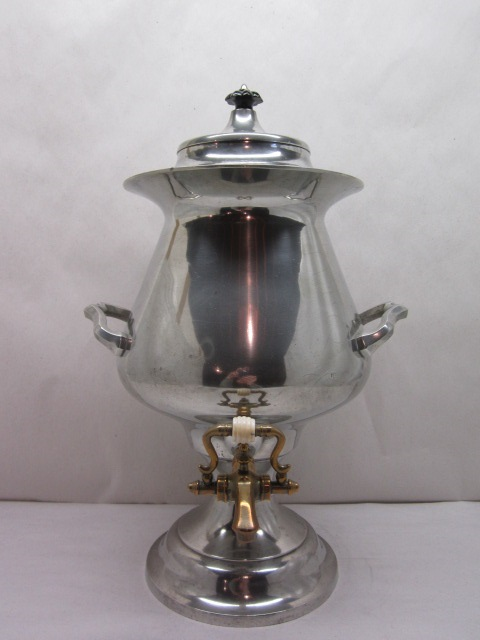 rare Albany 16-cup urn item #7-831