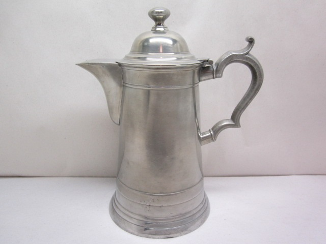 eben smith flagon  item #10-870