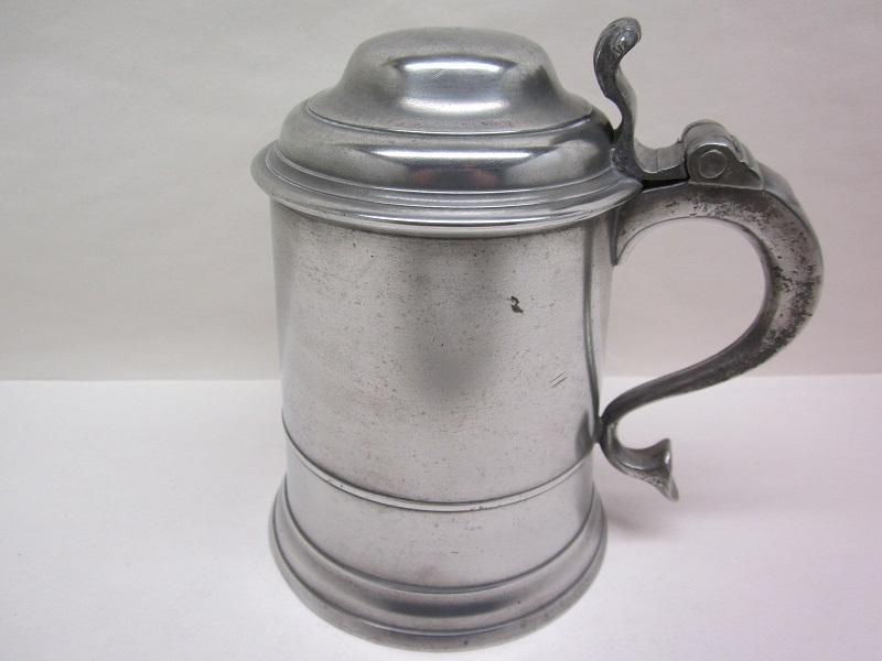 robert bush sr. tankard  item #5-445