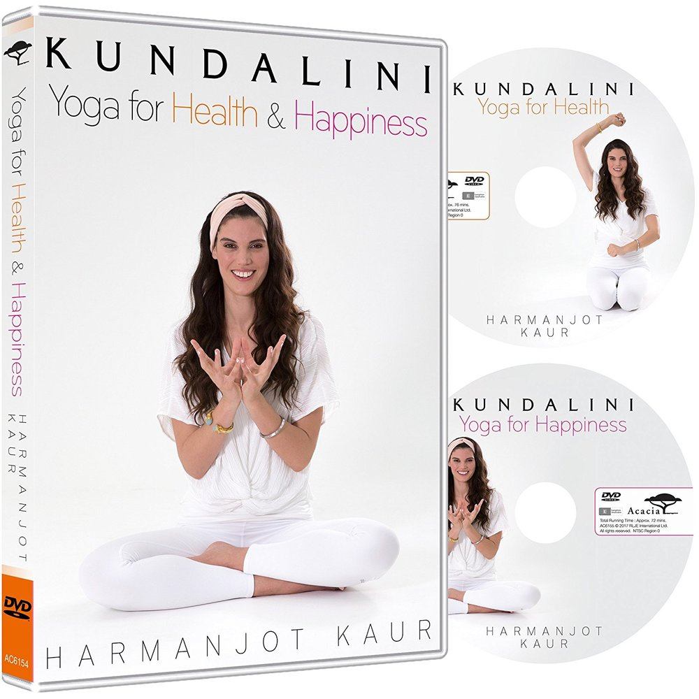 Check out the Kundalini Yoga for Health and Happiness programs by Harmanjot.  Available as DVDs and digital downloads.  A perfect way to start your practice.