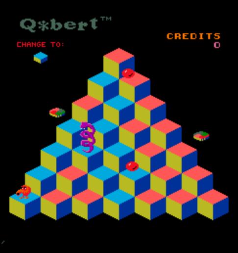 qbert-arcade-game
