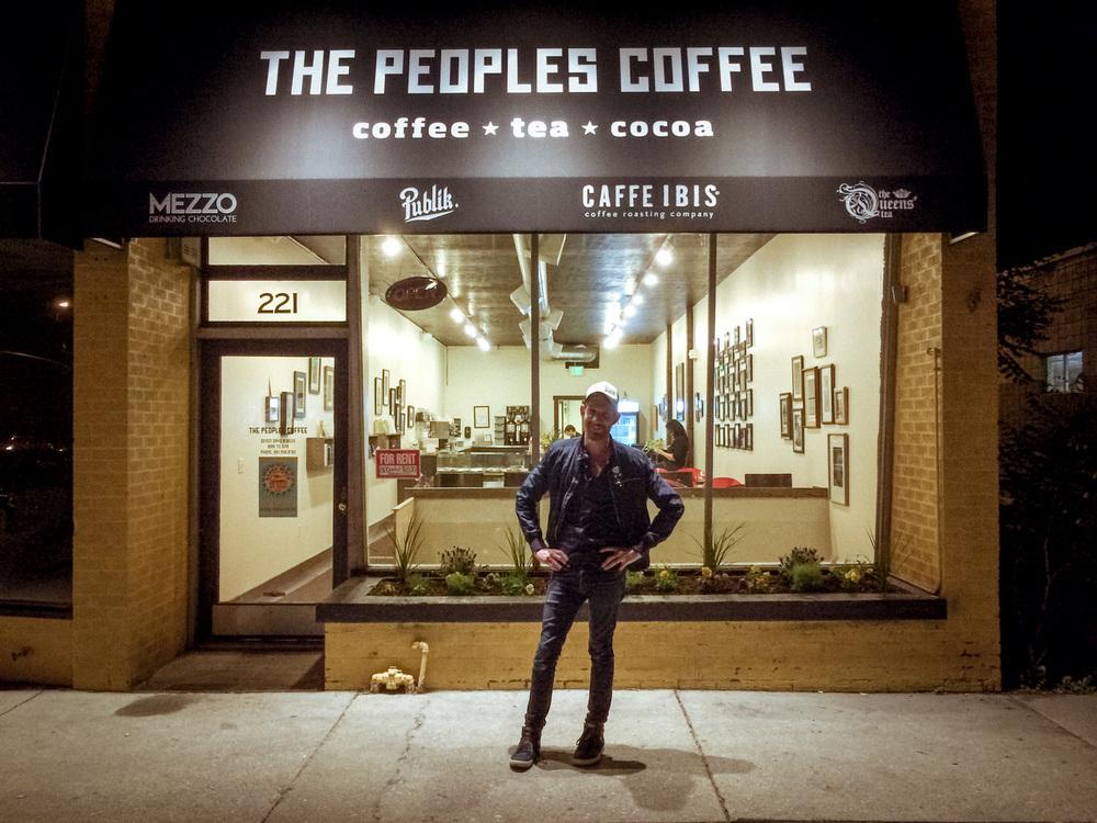 nick james peoples coffee