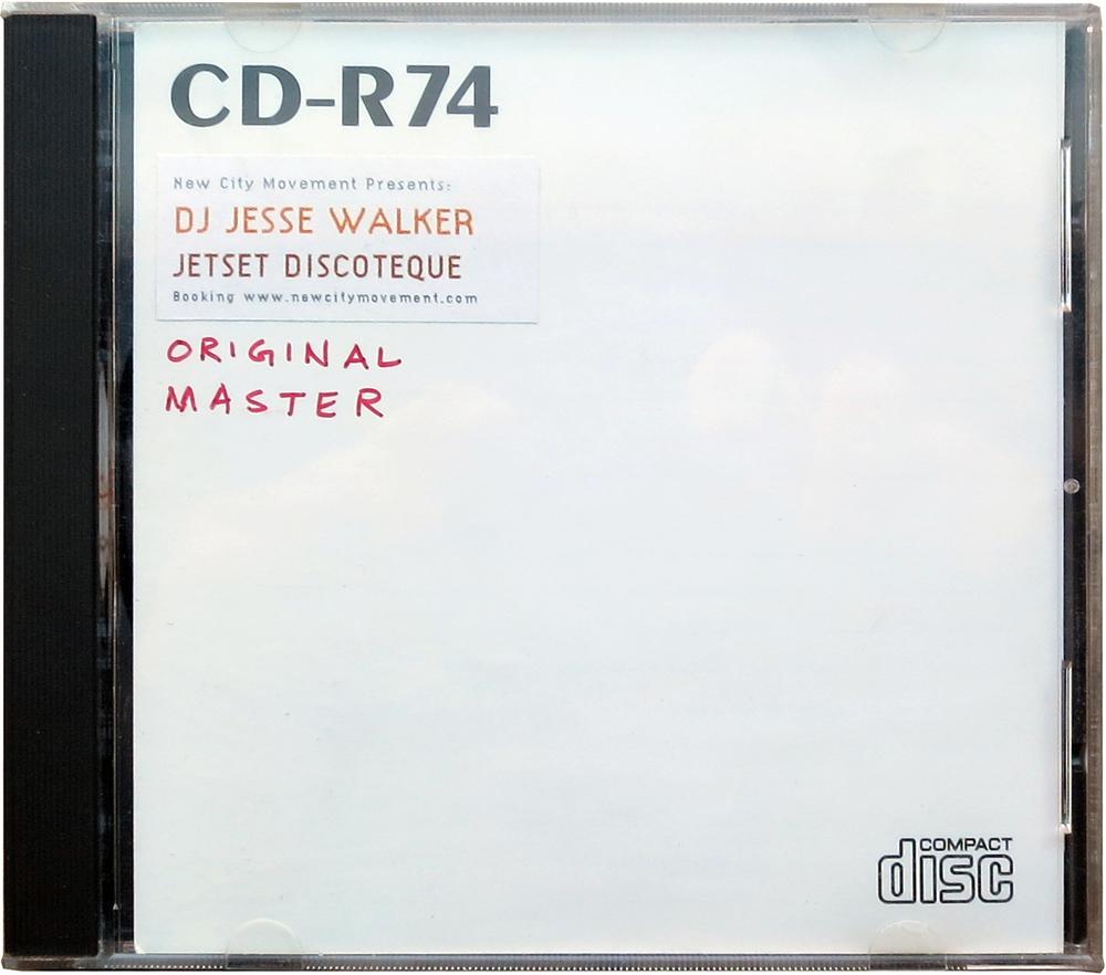 jesse walker jetset discotheque 2000