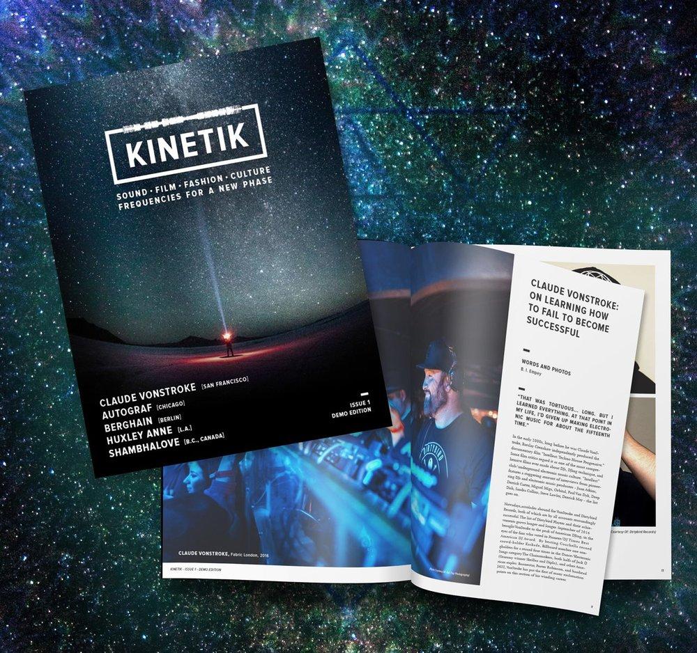 kinetic magazine