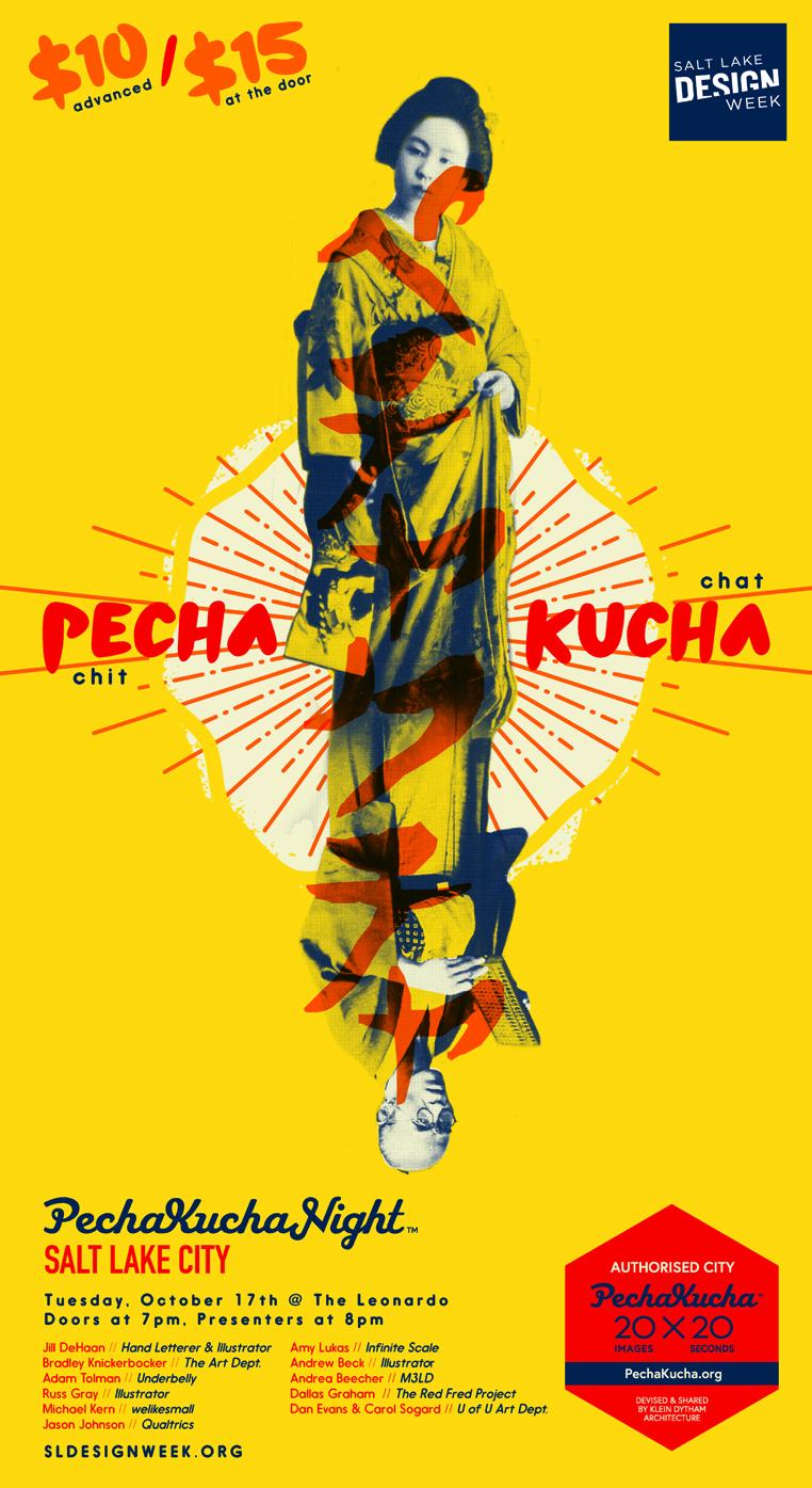 pecha kucha design week salt lake city