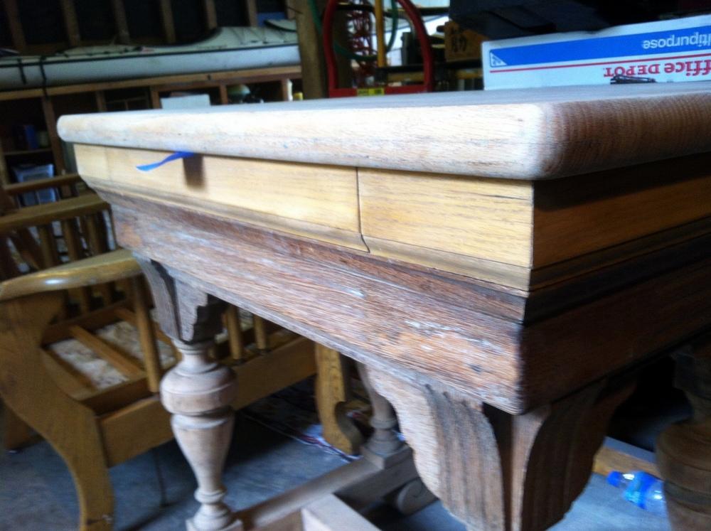 kitchen table retrofit