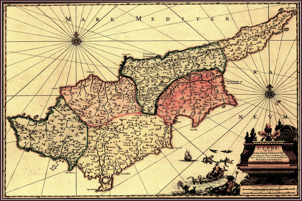THE CYPRUS PROJECT