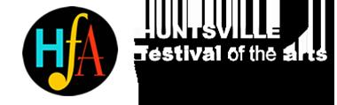 The Huntsville Festival of the Arts Logo