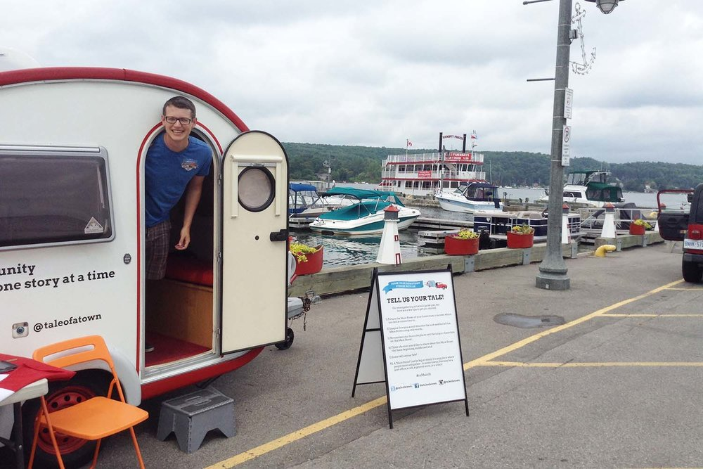 The Tale of a Town at the Penetanguishene Harbour