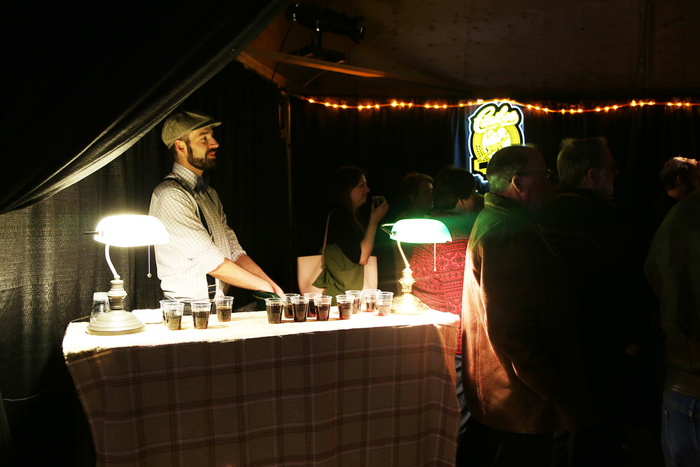 The Tale of a Town British Columbia Production's Drink Bar