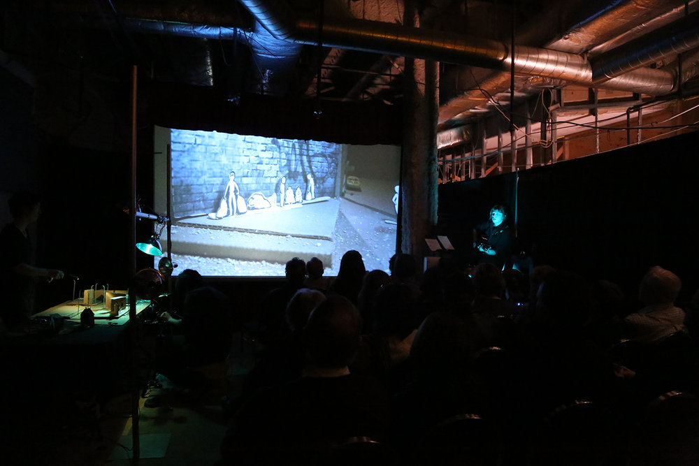 The Tale of a Town British Columbia Production Screening