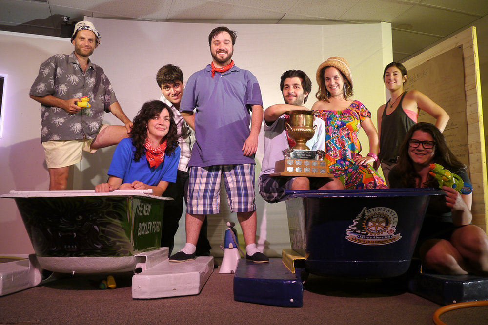 TOAT Huntsville Ontario Storygathering Tour Team.JPG