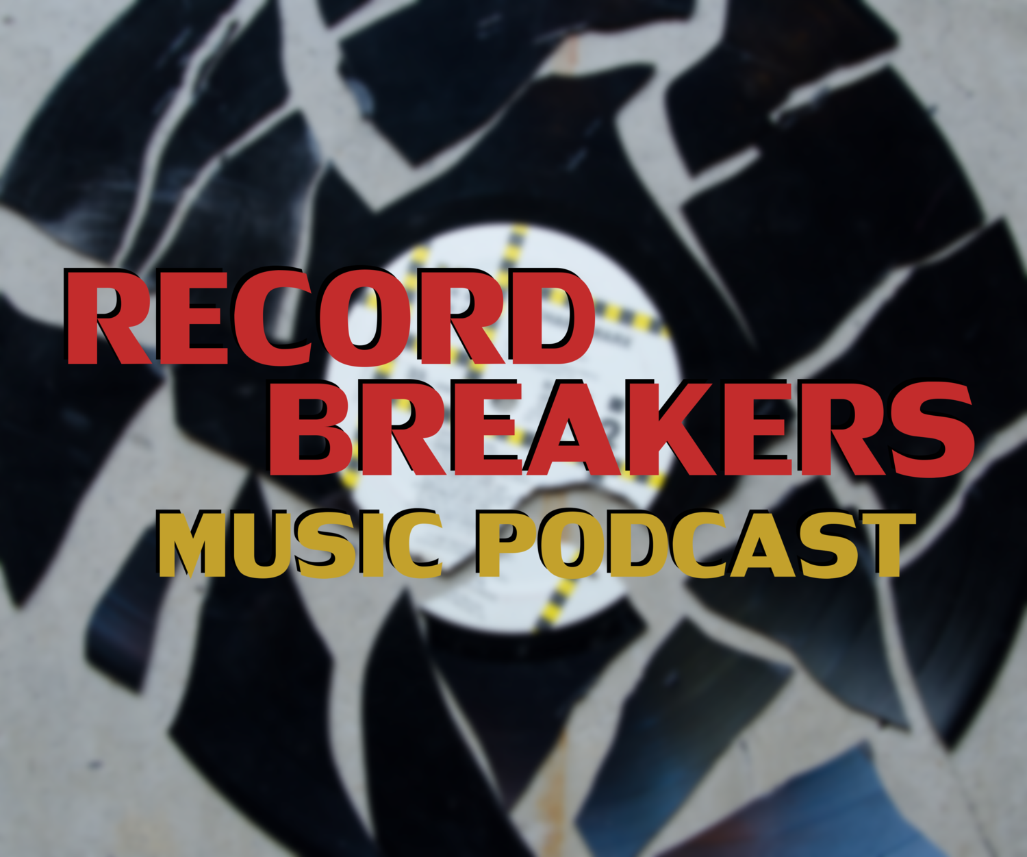 Record Breakers Music Podcast - Rabelly Podcast Network