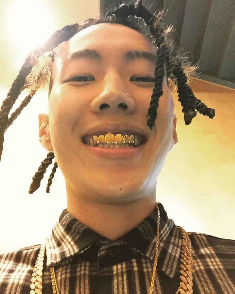 No, Jay Park, just no.