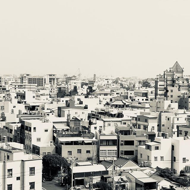 #beautifulmess #clusterofbuildings #cluster #arteverywhere #houses #buildings #layers #shapes #taiwan #taiwanarchitecture