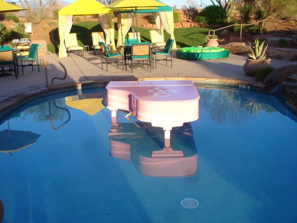 High school musical 2 mark hofeling design for Kenny pool design