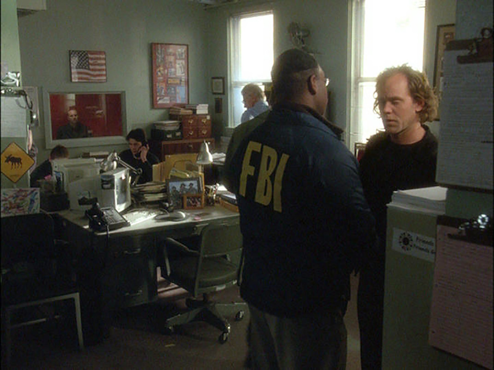 FBI's Alaskan field office.