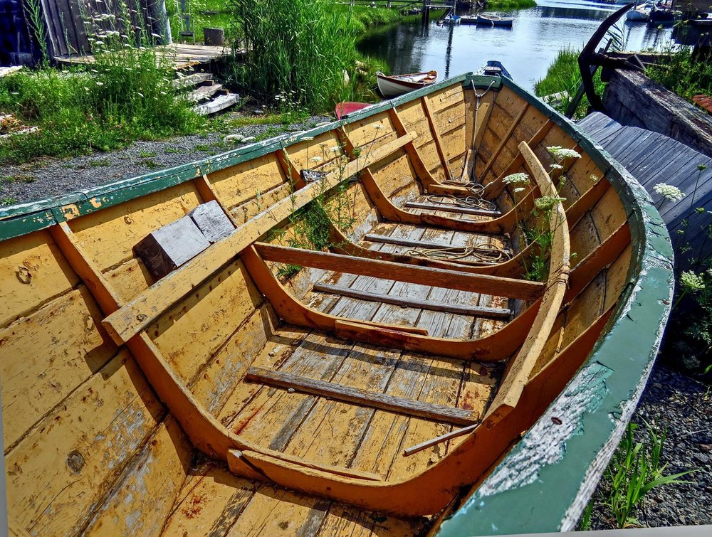 Queen Anne's Dory  Story Shipyard, Essex