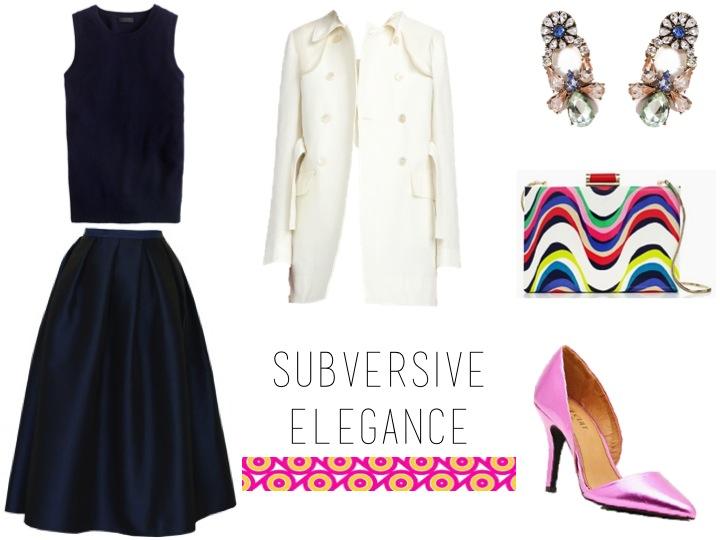 Subversive Elegance