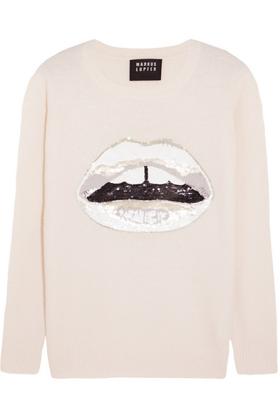 Markus Lupfer  sweater - was $445, now $312