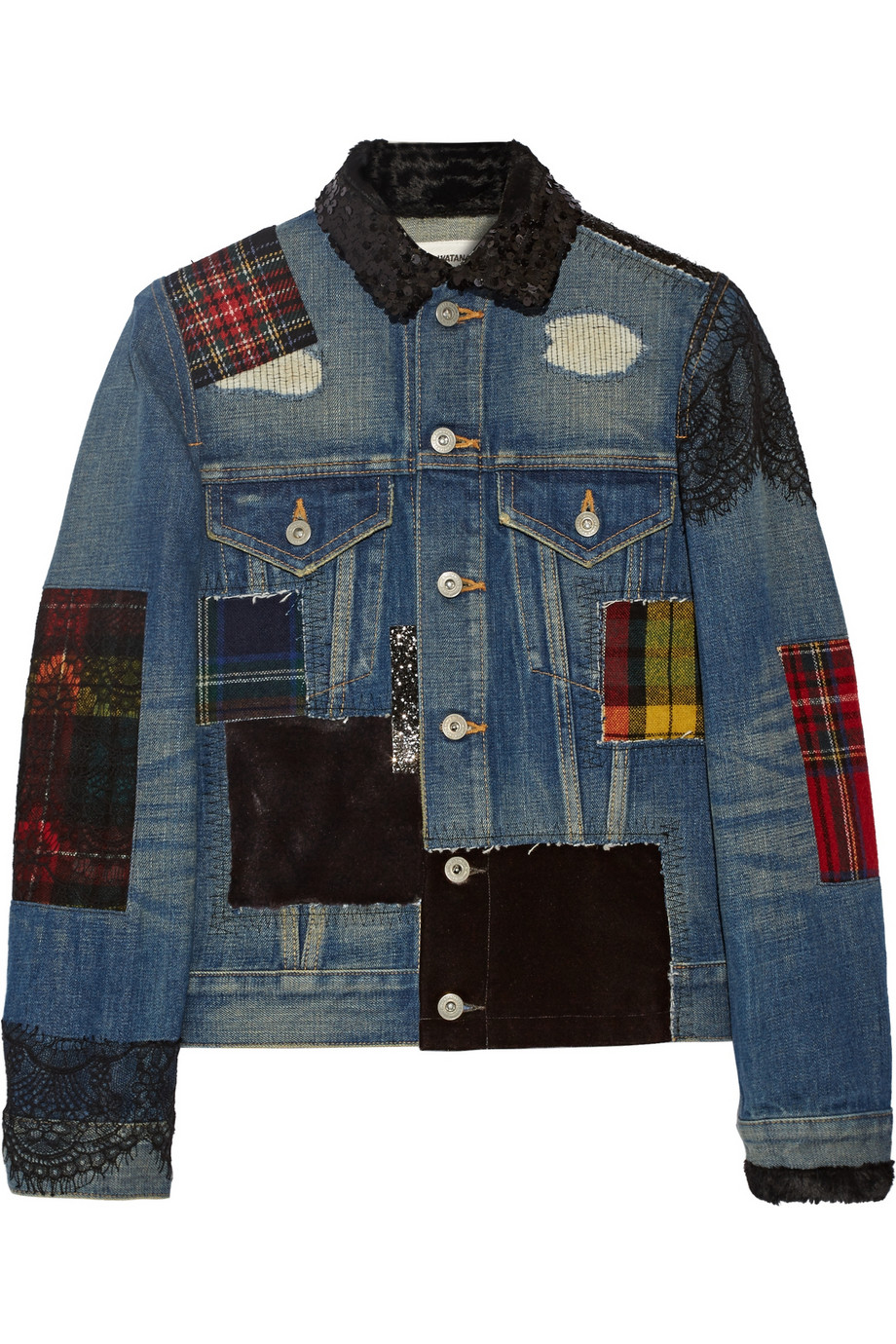 Junya Watanabe  denim jacket - was $1,290, now $903