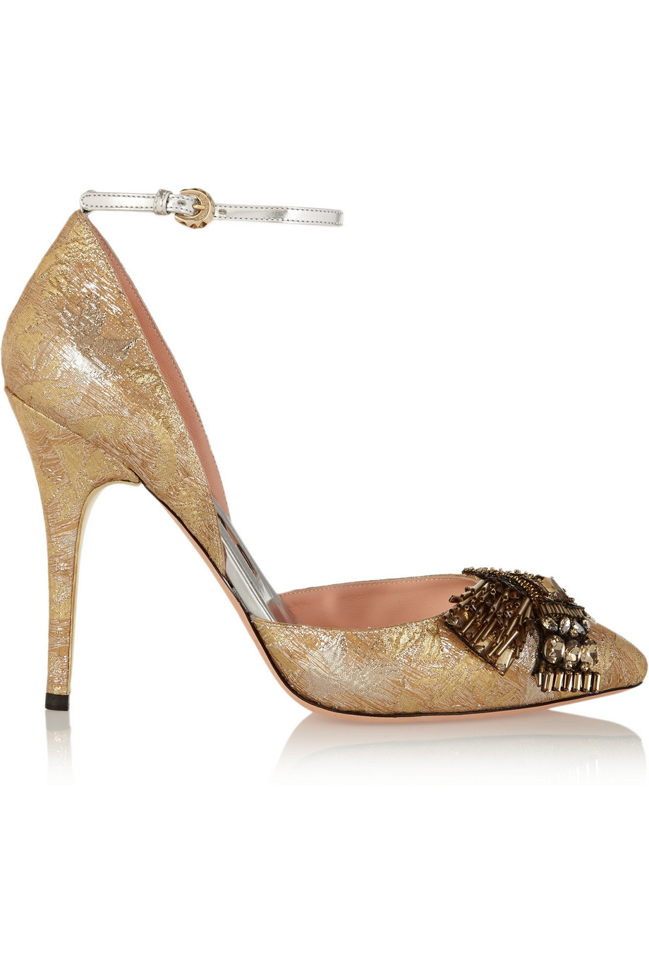 Rochas  pump - was $1,050, now $525