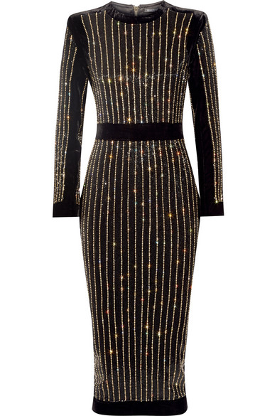 Balmain  dress - was $12,080, now $7,248