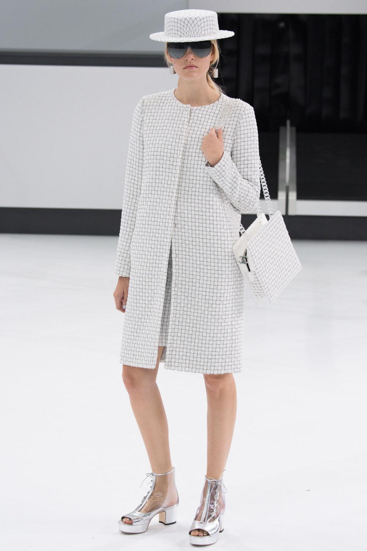 Chanel Spring 2016.